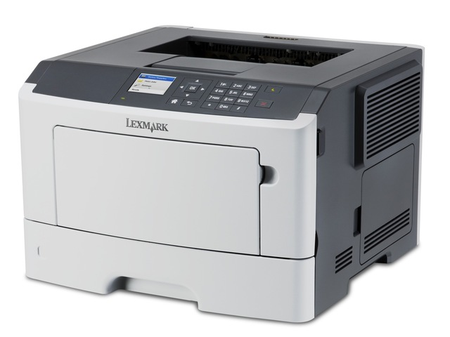 LEXMARK USED PRINTER MS415DN (TONER&DRUM USED)