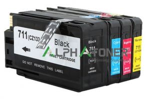 INK HP 711XL BLACK